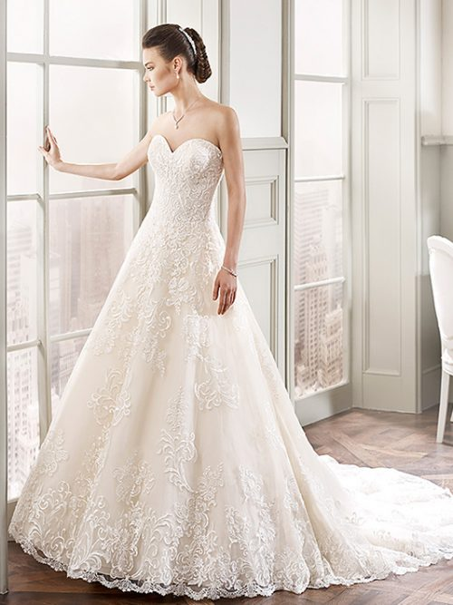 MD176 Eddy K Bridal Gown