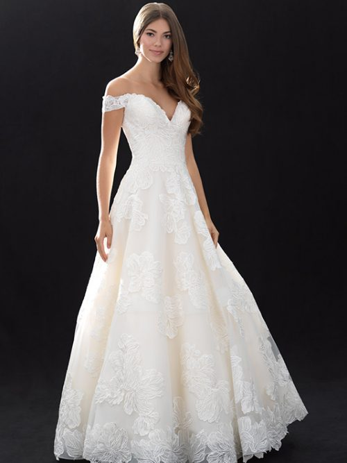 MJ410 Madison James Bridal Gown