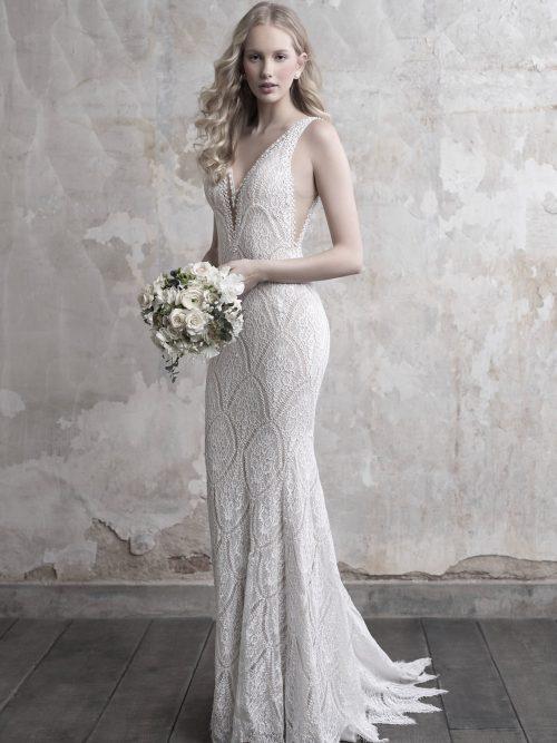 MJ469 Madison James Wedding Dress