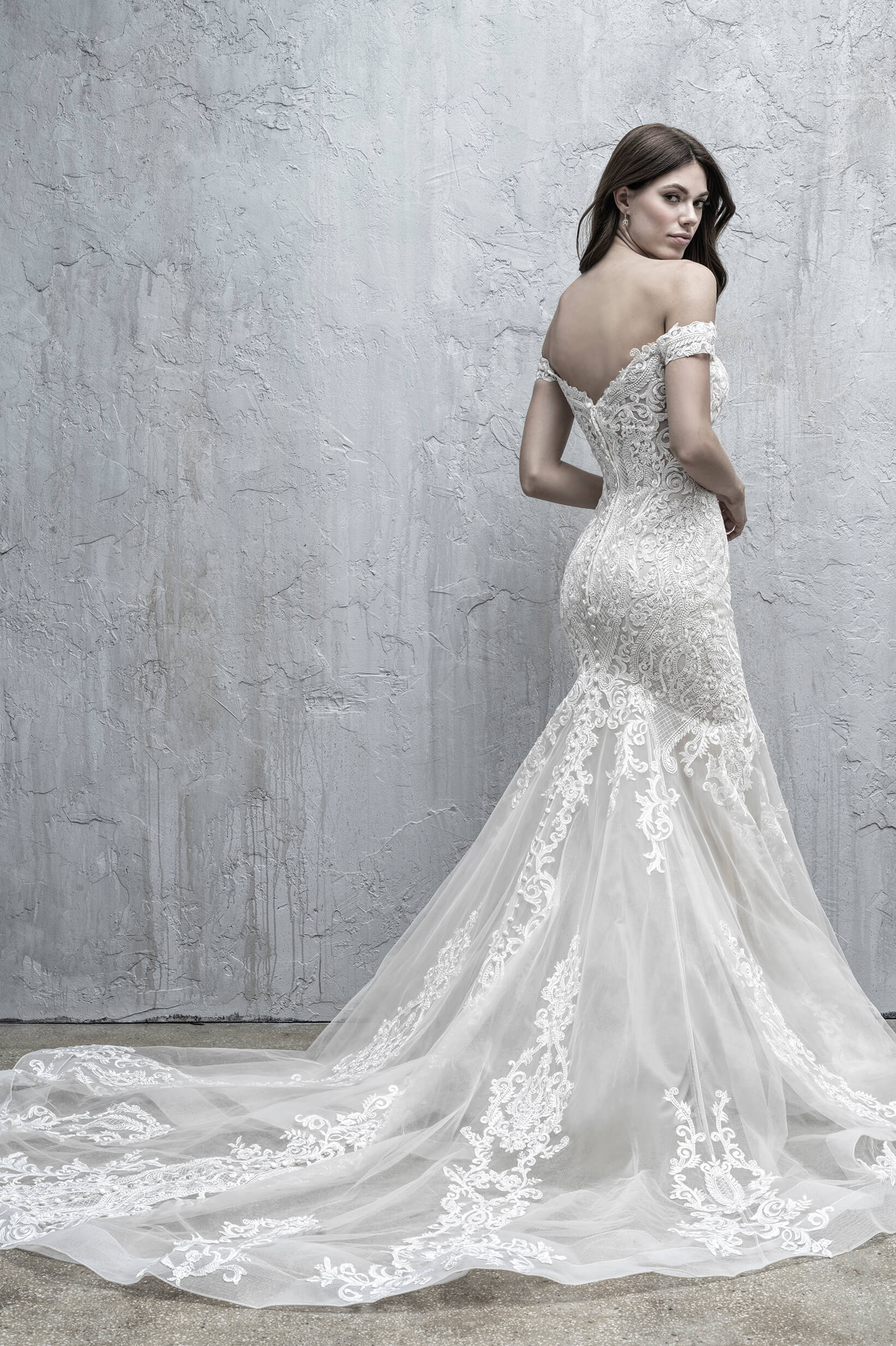 MJ557 Madison James Wedding Dress