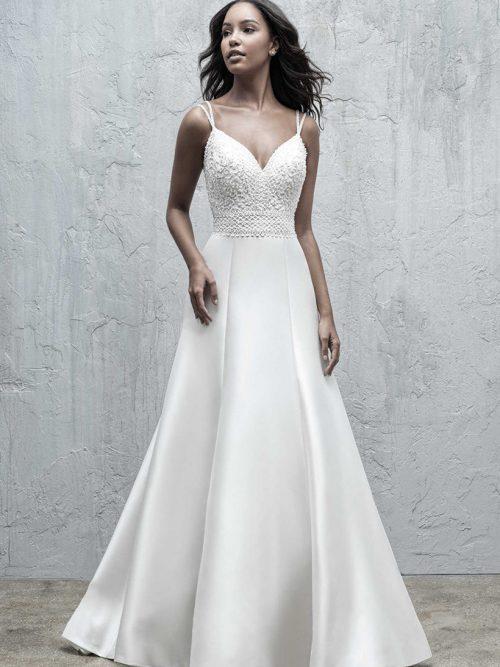 MJ571 Madison James Modern Designer Bridal Gown