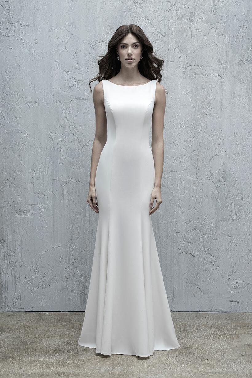 MJ572 Madison James Modern Bridal Gown
