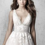 MJ621 madison James wedding dress