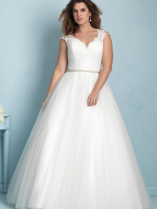 W350 Allure Women Bridal Gown