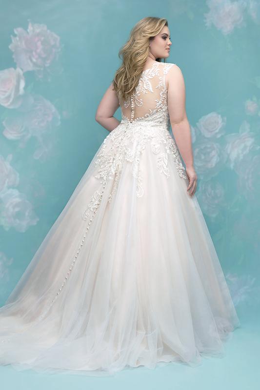 W401 Allure Women Bridal Gown