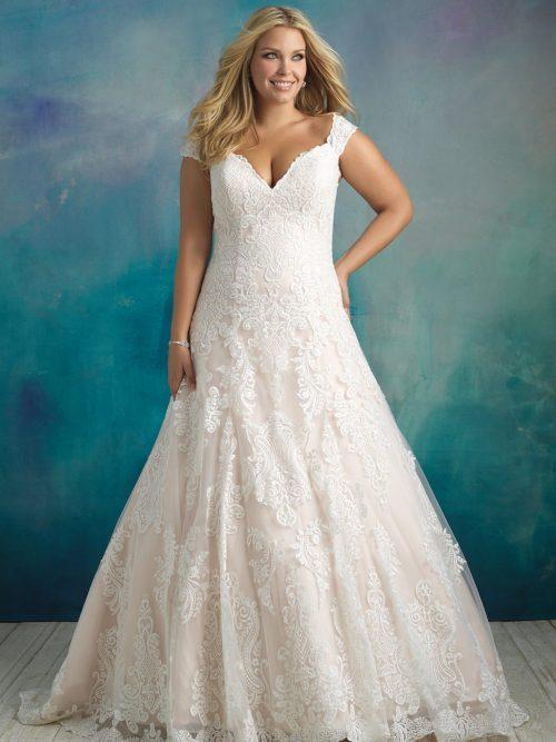 W416 Allure Women Bridal Gown