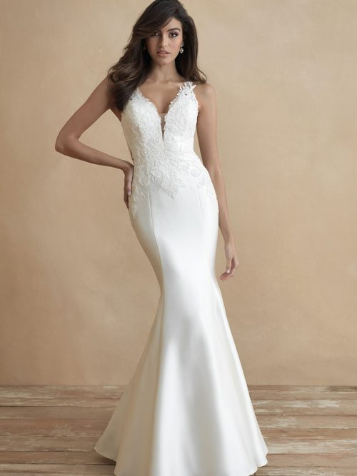 3313 allure romance bridal gown