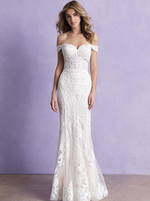 3357 Allure Romance Gorgeous Lace