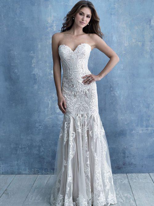 Allure Bridals 9727