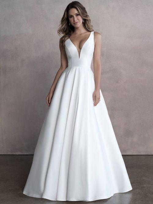 Allure Bridals Sleeveless Ballgown 9813