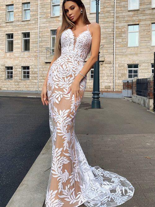 Tina Holly Wedding Dress BB001