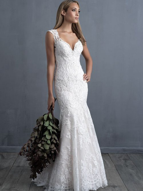 Allure Couture Bridal Gown C490