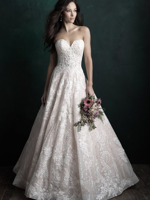 C501 Allure Couture Bridal Gown