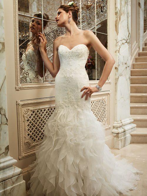 Casablanca Bridal 2096