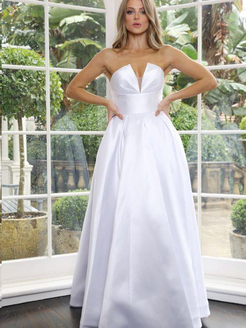 Tina Holly Wedding Dress TA611